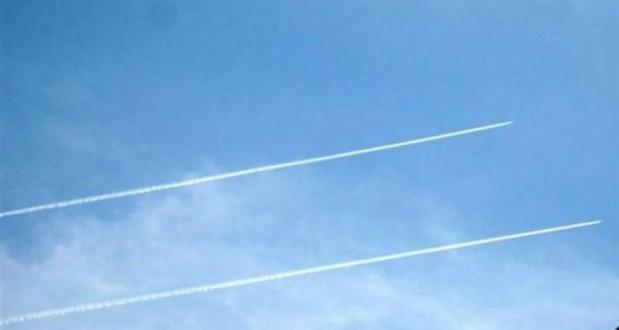 طيران معادي يحلق فوق مرجعيون