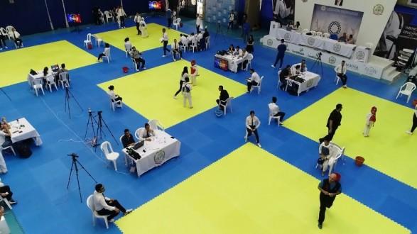 بطولة الحزام الاصفر في التايكواندو