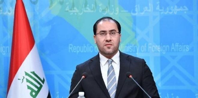 المتحدث باسم الخارجية العراقية: نحن مع الحياد الإيجابي في التوتر المتصاعد حاليا