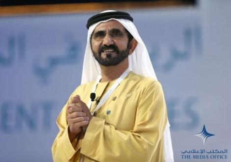 حاكم دبي عن البطريرك صفير: كان قوة لصنع السلام وترسيخ استقرار لبنان