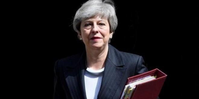 رئيسة وزراء بريطانيا تعلن إستقالتها