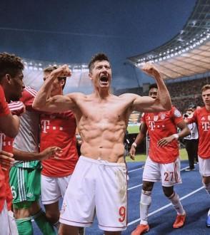 بايرن ميونخ بطلاً لكأس ألمانيا بثلاثية في مرمى لايبزيغ