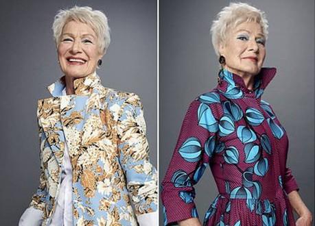 عارضة أزياء… في عمر الـ80!