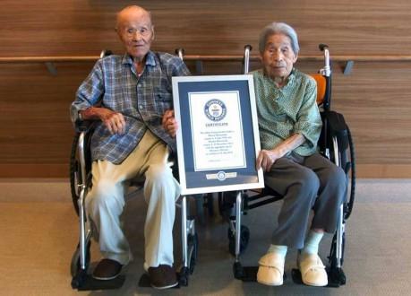 الزوج الأقدم في العالم توفي!