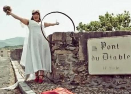تزوجت من جسر شهير في فرنسا!