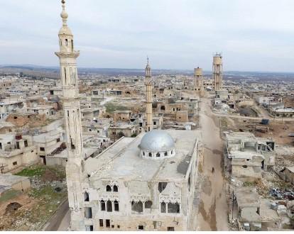 """ملحق: الجيش السوري يسيطر على الحي الغربي من """"كفرنبودة"""""""