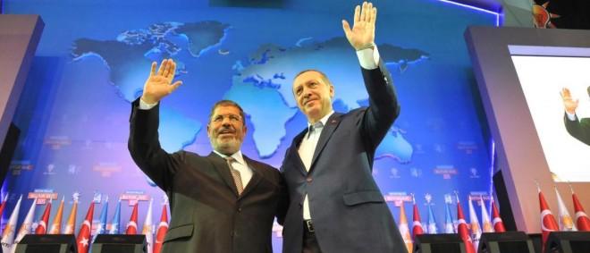 أردوغان: مرسي قتل ولم يمت بشكل طبيعي