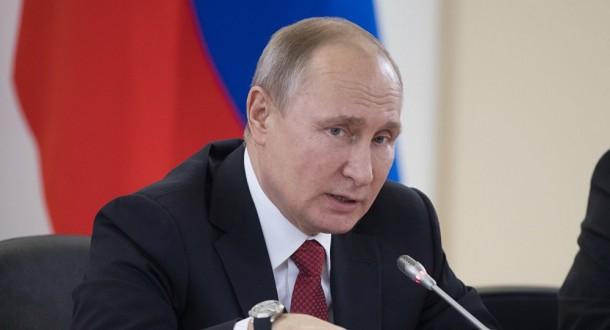 بوتين: استخدام القوة العسكرية ضد إيران سيؤدي إلى كارثة