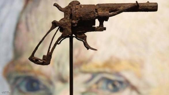 بيع مسدس انتحار الفنان فان غوخ ..كم سعره ؟
