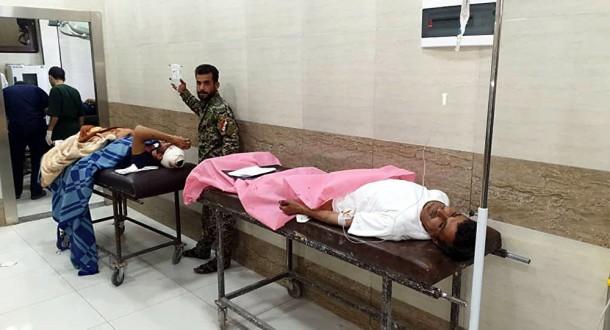 مقتل 12 مدنيا في قصف للمجموعات المسلحة جنوب حلب