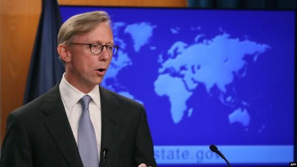 """المبعوث الأميركي لإيران: إيران أكثر ضعفا من أي وقت مضى وهي تحاول تقويض الاستقرار بلبنان عبر """"حزب الله"""""""