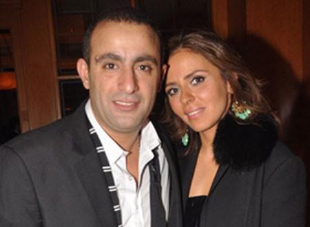 إنفصال أحمد السقا ومها الصغير بعد زواج دام 20 عاما !