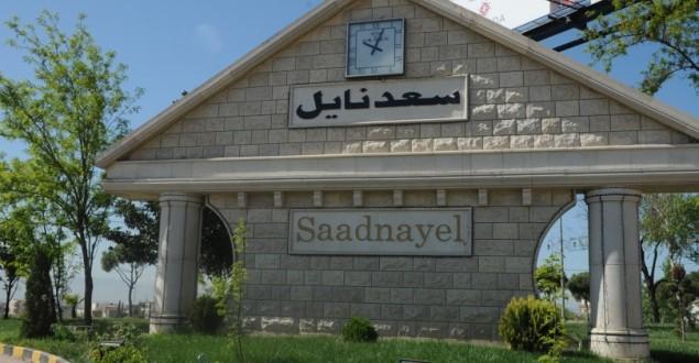 العثور على شاب مشنوقا في سعدنايل