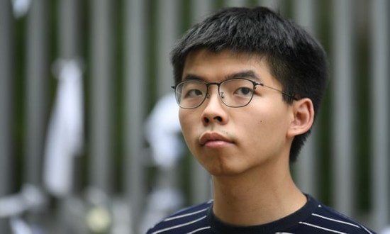 Carrie Lam's failures have radicalised new generation, says freed activist