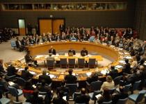 Dienstag, den 9. Mai 2006 nahm die amtierende EU-Ratsvorsitzende, Österreichs Aussenministerin Ursula Plassnik an einer Sitzung des UN-Sicherheitsrates zur Lage im Sudan im UNO Hauptquartier in New York, USA teil.