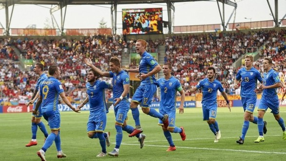 منتخب أوكرانيا يتوج بكأس العالم للشباب