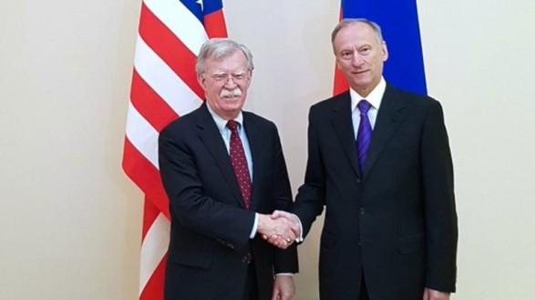 باتروشيف يلتقي نظيريه الأميركي والإسرائيلي يومي 24 و25 حزيران