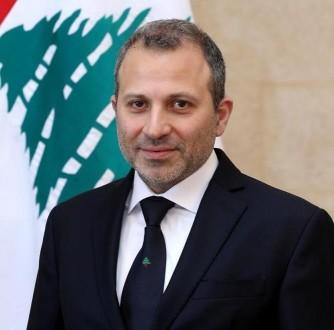 df44694c4 باسيل التقى مبعوث الرئيس الروسي لارانتييف: أكدنا دعوة لبنان للمشاركة في  مسار أستانا بصفة مراقب