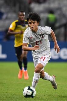 الإكوادور واليابان يتعادلان ويهديان باراغواي بطاقة العبور الى ربع النهائي