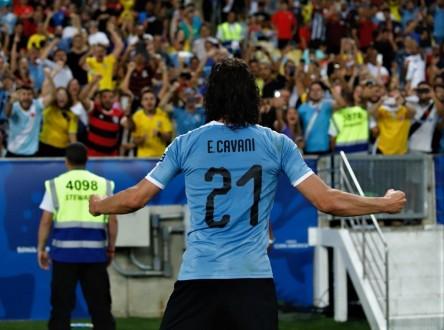 كوبا أميركا: أوروغواي تتصدر المجموعة الثالثة بفوزها على تشيلي