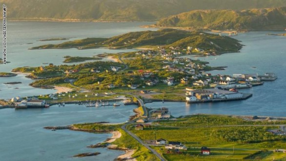 من 18 أيار حتى 26 تموز يوم واحد جزيرة الصيف