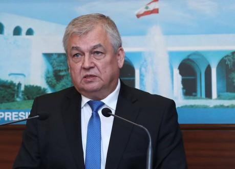 ما الذي ينتظره الوفد الروسي في بيروت؟