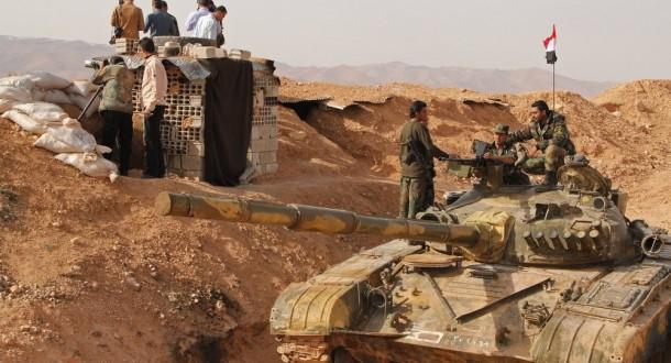 """مصادر ملحق: الجيش السوري يستعيد السيطرة على بلدة """"تل ملح"""" في ريف حماه الشمالي"""