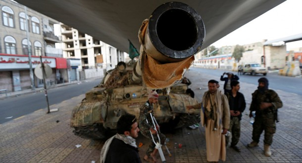 """""""أنصار الله"""": قتلى وجرحى من الجيش السعودي بقصف للطيران المسير والمدفعية في نجران"""