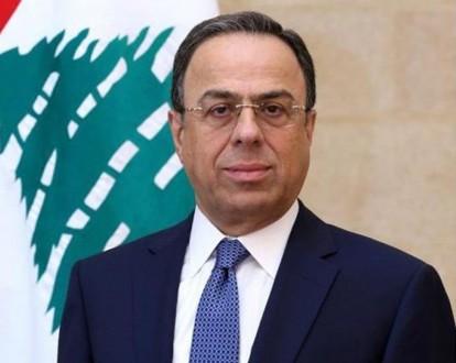 وزير الإقتصاد بحث مع سفير الإمارات سبل تعزيز العلاقات بين البلدين