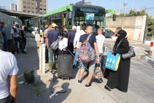 الأمن العام: تأمين العودة الطوعية لـ 820 نازحاً سورياً