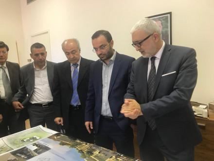 وزير الثقافة اطلع على تصاميم لطلاب كلية الفنون في اللبنانية لإنشاء متحف لوديع الصافي في الشوف