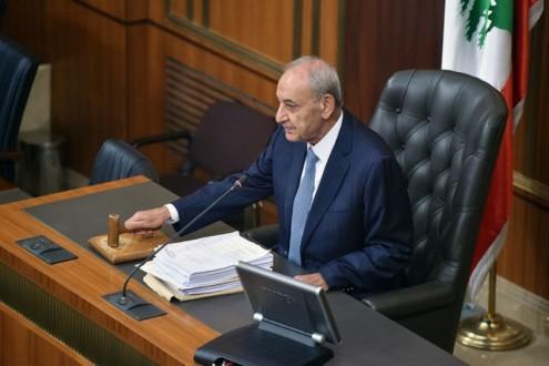 الرئيس بري رفع جلسة التصويت على الموازنة الى بعد ظهر الجمعة… والحريري ووزير المال يردّان على مداخلات النواب