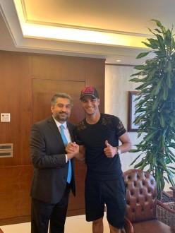 رسمياً: النجمة يضم التونسي مراد الهذلي