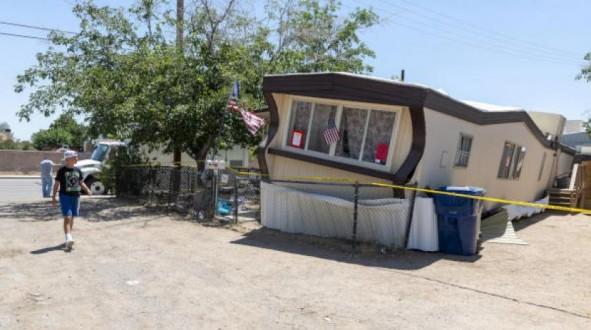"""أميركا: لا خطر من حدوث """"تسونامي"""" جراء زلزال جنوب كاليفورنيا"""