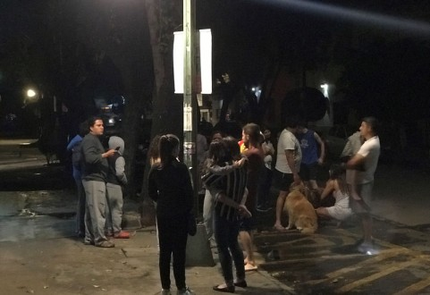 زلزال يضرب مكسيكو سيتي ولا أنباء عن خسائر