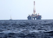 View of a gas drill off the coast of Malta, in the Mediterranean sea. October 02, 2011. Photo by Nati Shohat/FLASH90 *** Local Caption *** ???? ??? ?? ??? ???? ??? ???? ?? ???? ?????