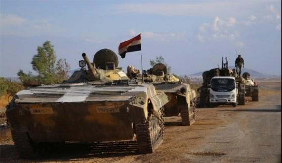 مصدر عسكري لملحق: الجيش السوري يستعيد السيطرة على تلة الحماميات في ريف حماة