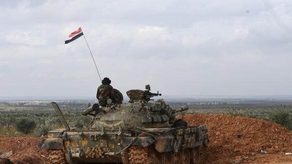 الجيش السوري يدخل إلى مدينة خان شيخون للمرة الأولى منذ عام 2014