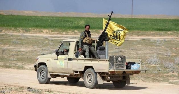 الحشد الشعبي يتهم إسرائيل باستهداف مواقعه بغارات جوية بطائرات مسيرة غرب العراق