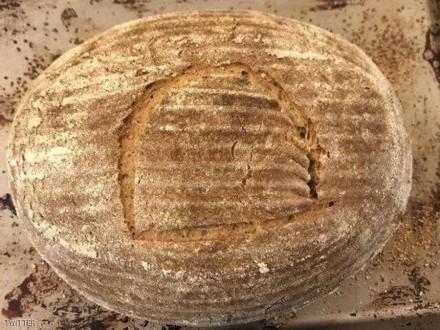 """خبز رغيفا باستخدام خميرة """"فرعونية"""" عمرها 4500 عام !"""
