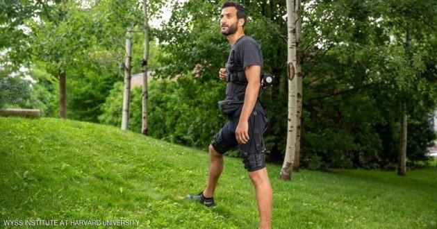 """لمشي وركض أسهل.. علماء يبتكرون """"الشورت الآلي""""!"""