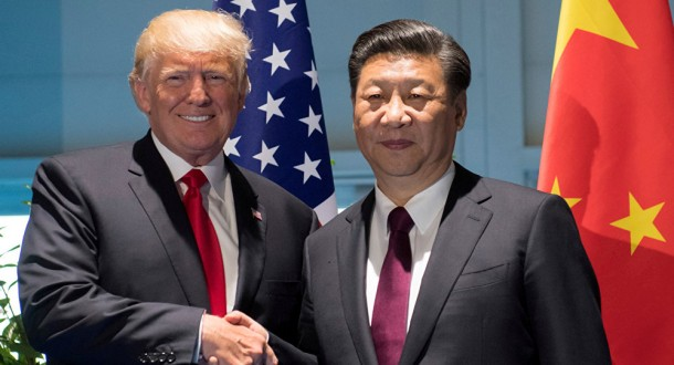 ترامب يقترح على نظيره الصيني عقد لقاء ثنائي