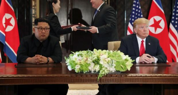 كوريا الشمالية: الحوار الذي ترافقه تهديدات عسكرية لا يهمنا