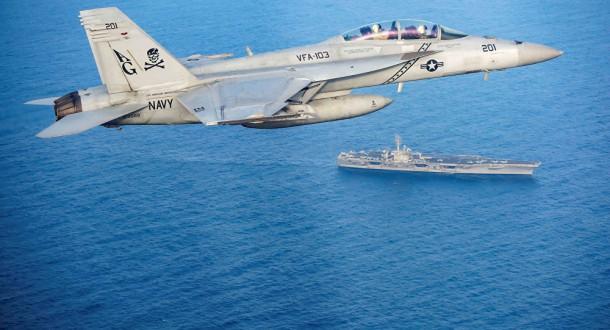 الناتو يعلق على اقتراب مقاتلته من طائرة وزير الدفاع الروسي