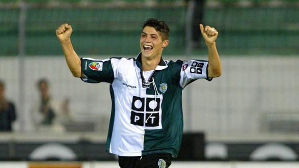 في مثل هذا اليوم 2001.. كريستيانو رونالدو يخوض أول مباراة مع لشبونة
