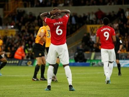 مانشستر يونايتد يسقط في فخ التعادل أمام ولفرهامبتون