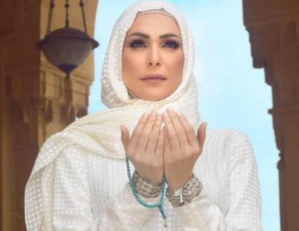 أمل حجازي مكرّمة في المملكة: معتادون على كرم السعودية