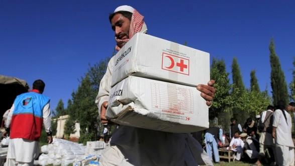 """""""الصليب الأحمر"""": المفاوضات بين أميركا و""""طالبان"""" لم تخفف من معاناة المدنيين الأفغان"""