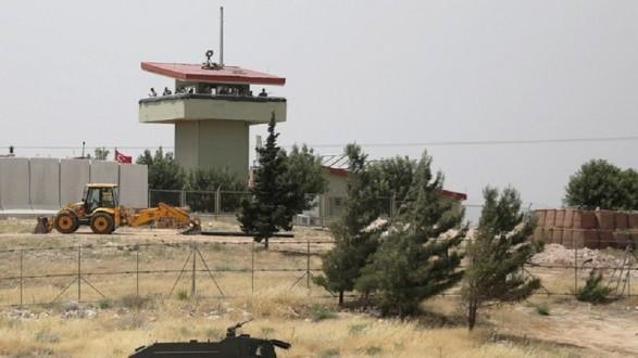 بدء إنشاء مركز العمليات التركي الأميركي لإدارة المنطقة الآمنة شمالي سوريا
