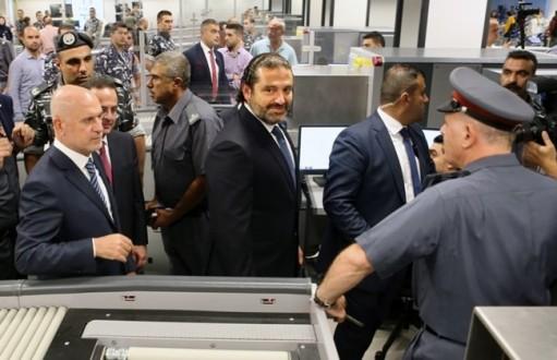 Aoun denies U-turn on defense; Hariri vows 'hard work'